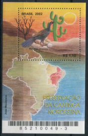 Brazilie, michel blok 119, xx