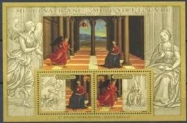 Vaticaan, michel blok 26, xx