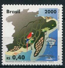 Brazilie, michel 3028, xx