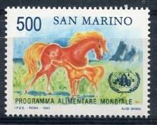 S.Marino , michel 1287 , xx