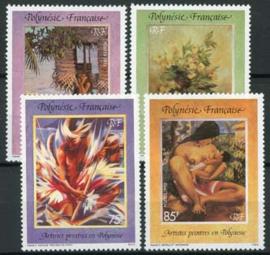 Polynesie, michel 622/25, xx