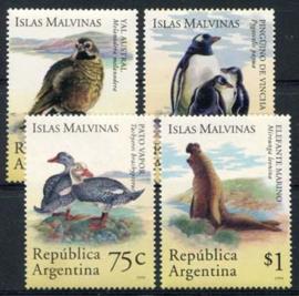 Argentinie, michel 2213/16, xx