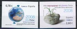 Spanje, michel 4292/93, xx