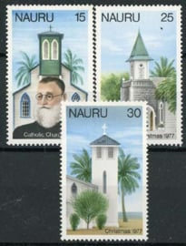 Nauru, michel 153/55, xx