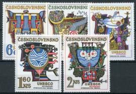 Tsjechoslowakije, michel 2195/99, xx
