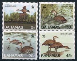 Bahamas, michel 672/75, xx