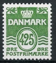 Denemarken, michel 1355, xx