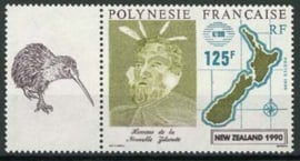 Polynesie, michel 562, xx