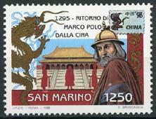 S.Marino, michel 1651, xx