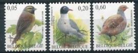 Belgie, obp 3379-81 , xx