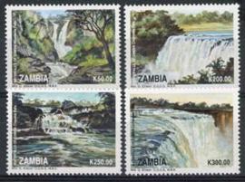 Zambia, michel 619/22, xx
