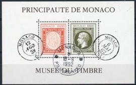 Monaco, michel blok 56, o
