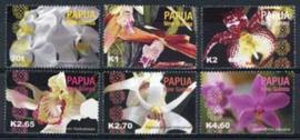 Papua N.Guinea, michel 1058/63, xx