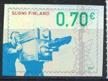 Finland, michel 1829, xx