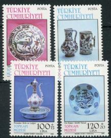Turkije, michel 2708/11, xx