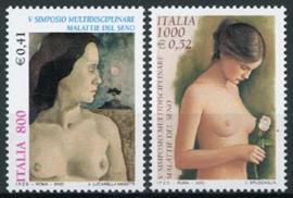 Italie, michel 2673/74, xx