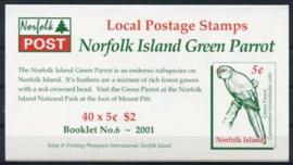 Norfolk, michel MH 741, xx