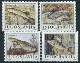 Joegoslavie, michel 2405/08, xx