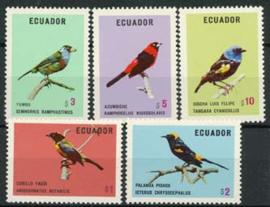 Ecuador, michel 1619/23, xx