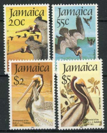 Jamaica, michel 603/06, xx