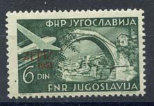 Joegoslavie, michel 653, xx