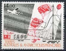 Antarctica Fr., michel 218, xx