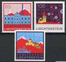 Liechtenstein, michel 1475/77, xx