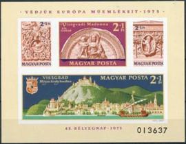 Hongarije, michel blok 115 B, xx