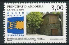 Andorra Fr., michel 531, xx