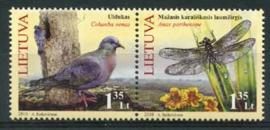 Litouwen, michel 1047/48, xx