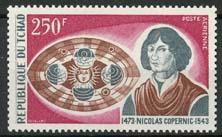 Tchad, michel 654, xx