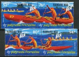 Polynesie, michel 664/67, xx