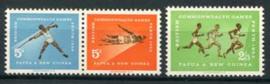 Papua N.Guinea, michel46/48, xx