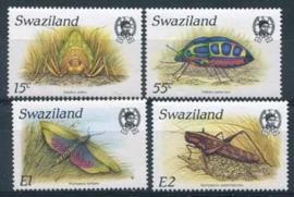 Swaziland, michel 540/43, xx