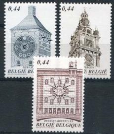 Belgie, obp 3396-98 , xx