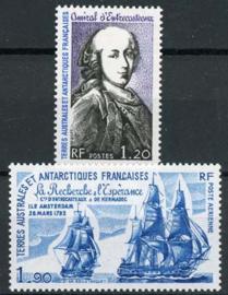 Antarctica Fr., michel 140/41 , xx