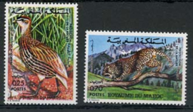 Marokko, michel 789/90, xx