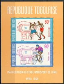 Togo, michel blok 39, xx