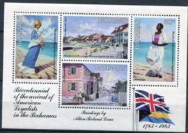 Bahamas, michel blok 41, xx