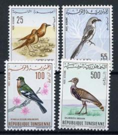 Tunesie, michel 639/42, xx