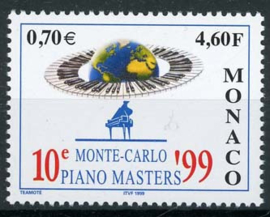 Monaco, michel 2444, xx