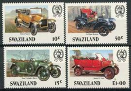 Swaziland, michel 490/93, xx