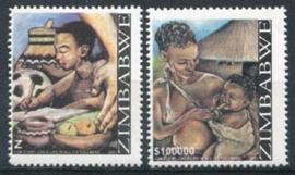 Zimbabwe, michel 888/89, xx
