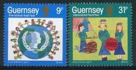Guernsey, michel 320/21, xx