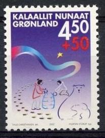 Groenland , michel 378 , xx