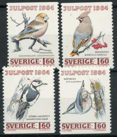 Zweden, michel 1307/10, xx