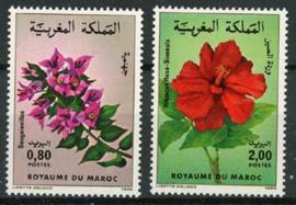 Marokko, michel 1075/76, xx