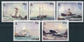 Alderney, michel 32/36, xx