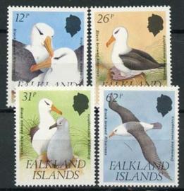 Falkland, michel 529/32, xx