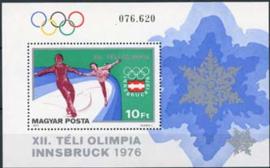 Hongarije, michel blok 116 A, xx